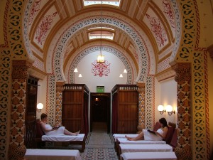 Harrogate Turkish Baths, Credit Visit Harrogate
