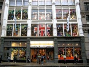 NYC-Top-Shop