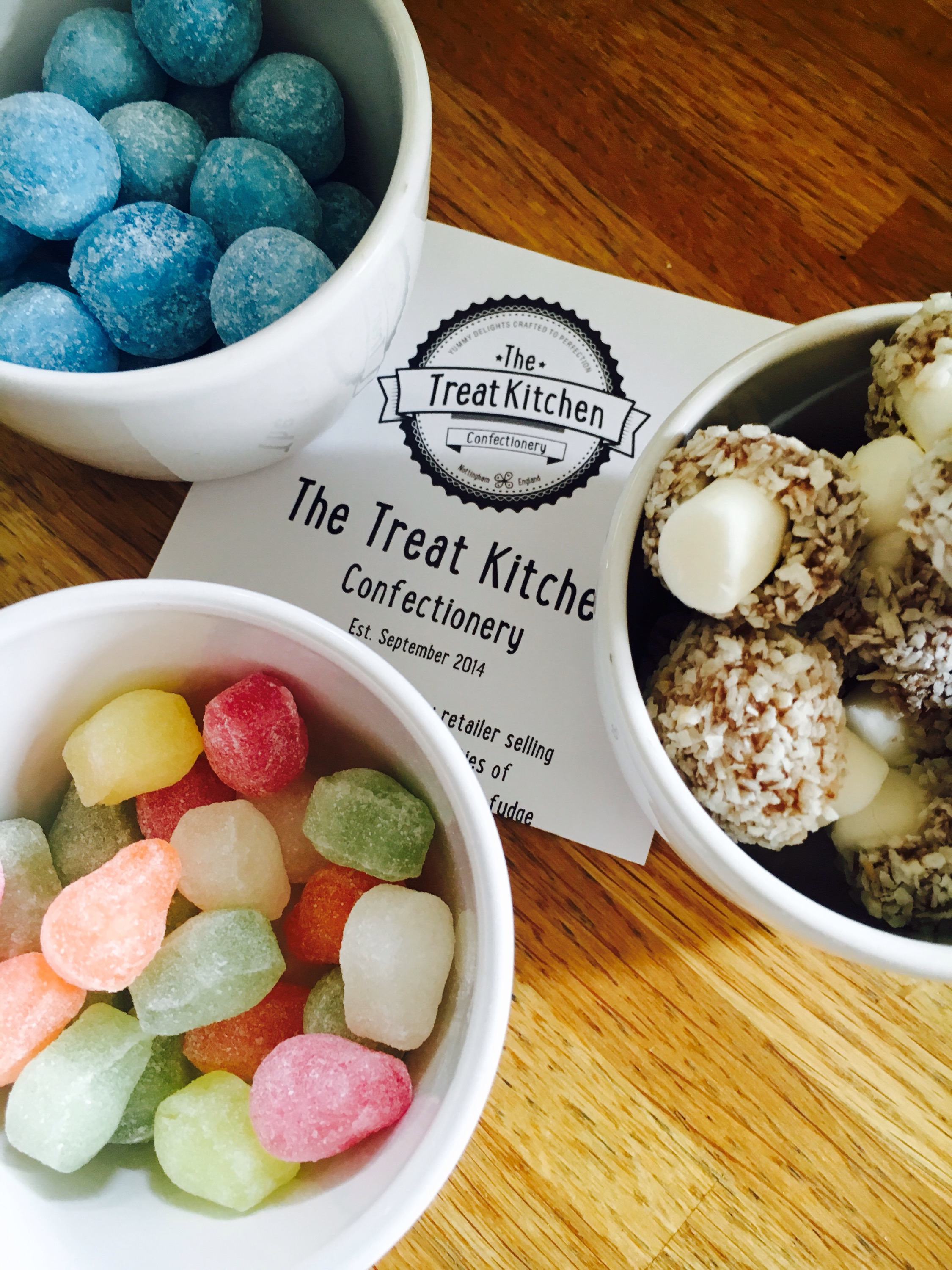 The Treat Kitchen Sweet Shop Heroes Radioactive Sours And Chocolate Delights