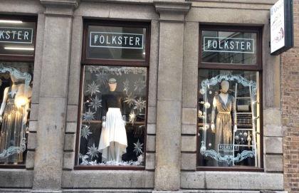 Folkster boutique, Temple Bar
