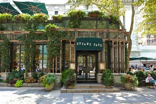 Byant Park Grill